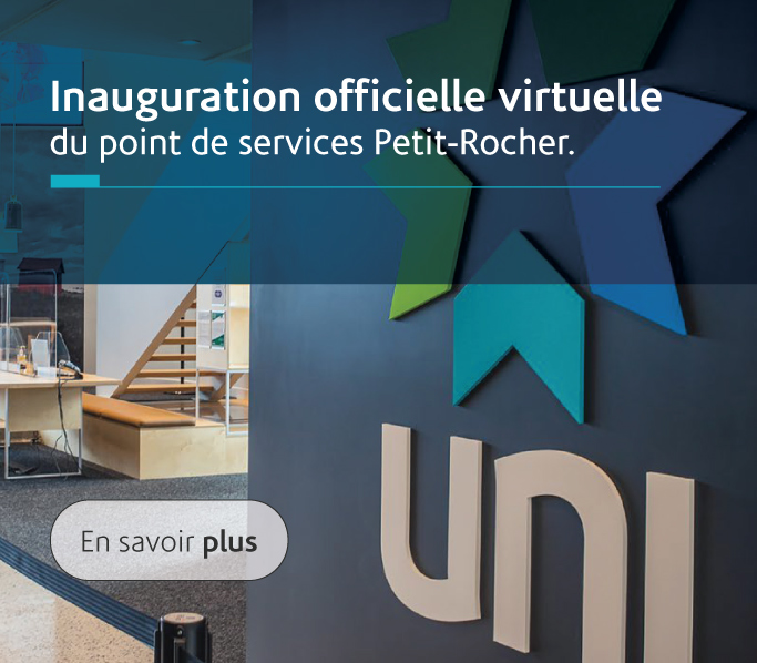 Point de services Petit-Rocher