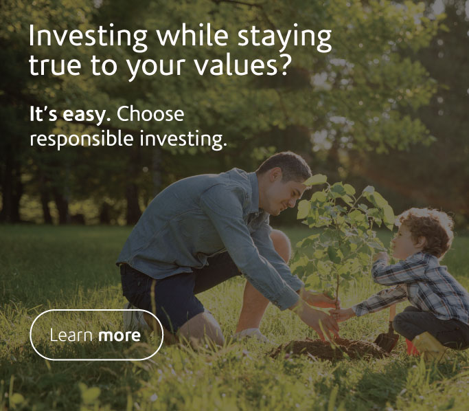 Investing responsibly