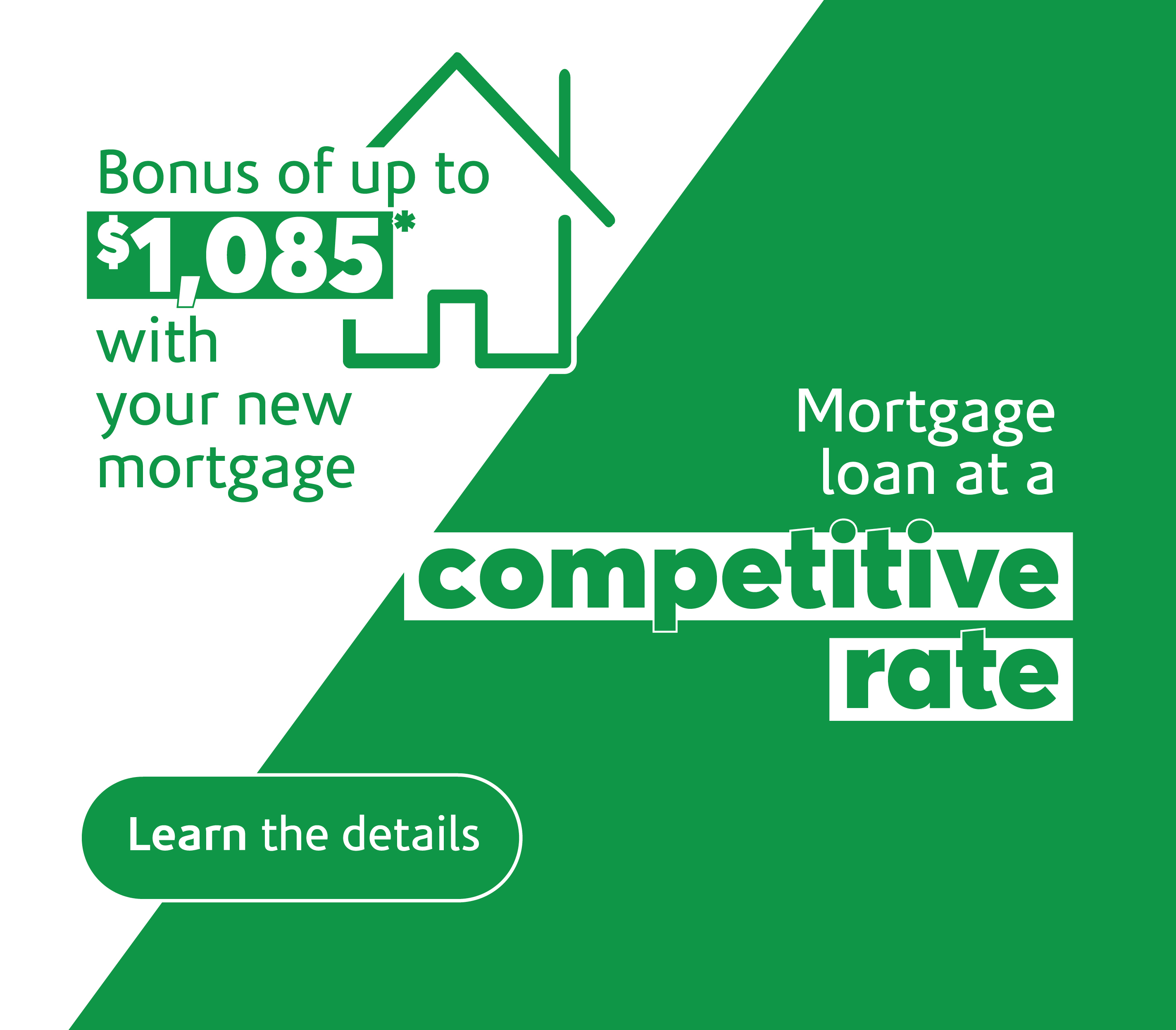 Mortgage bonus