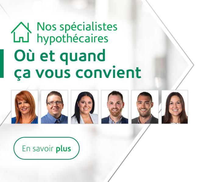 Spécialistes Hypothécaires