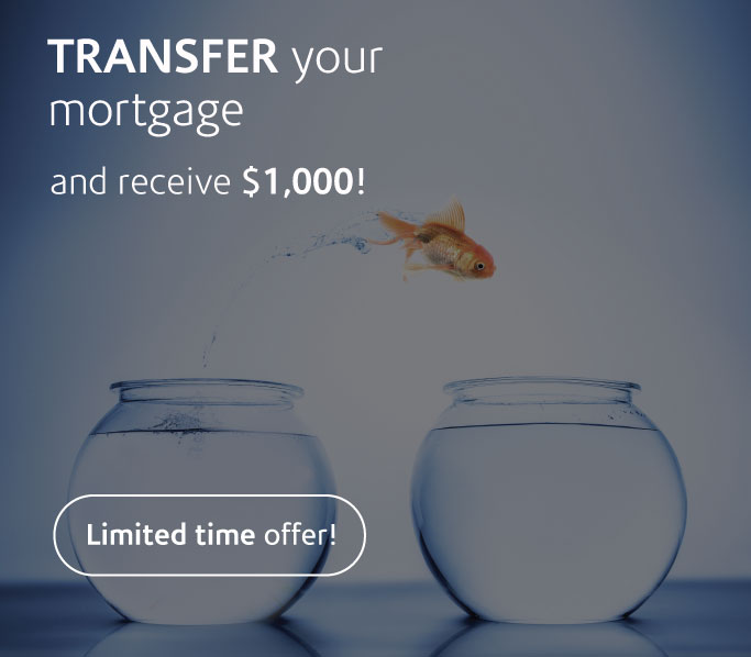 Transfer your mortgage