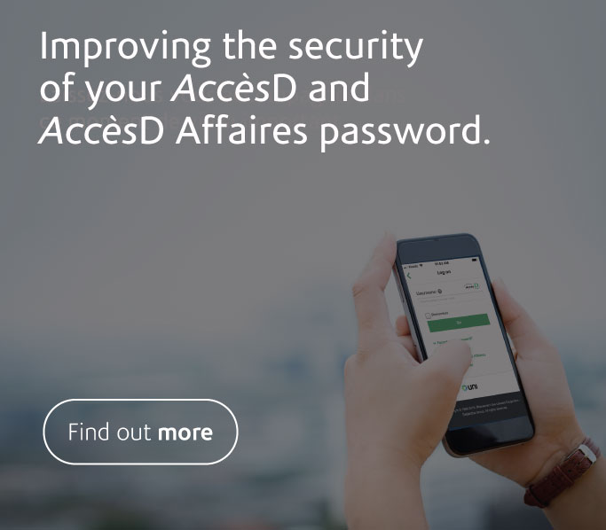 AccèsD - Security
