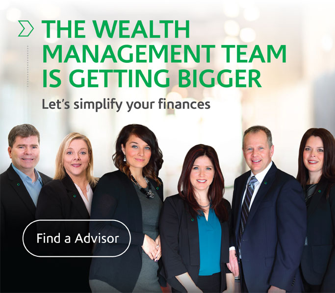 The wealth management team is getting bigger