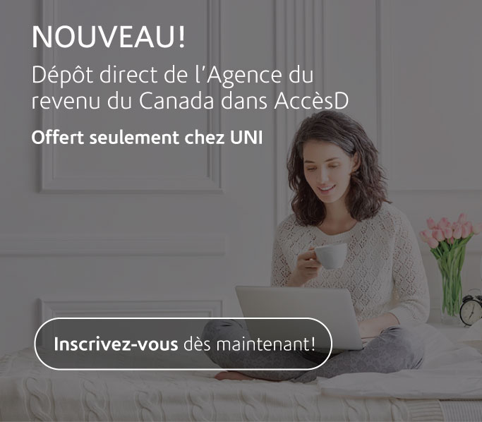 Dépôt direct de l'ARC