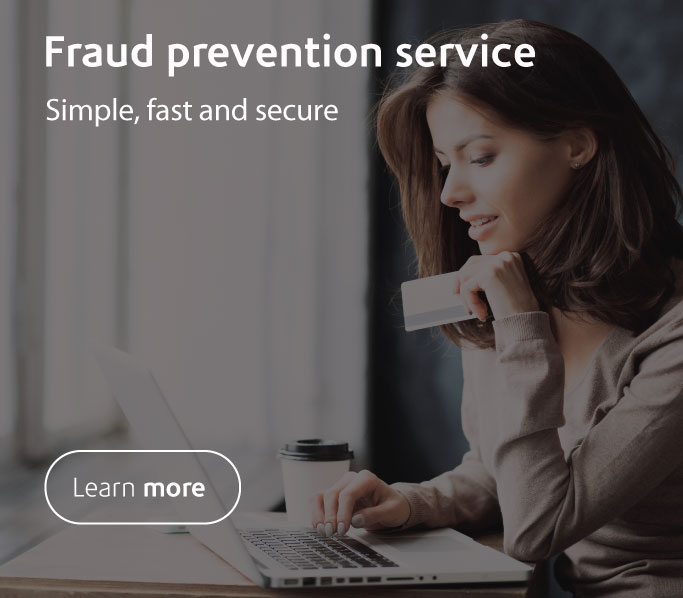 Fraud prevention service