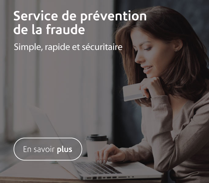 Prévention de la fraude