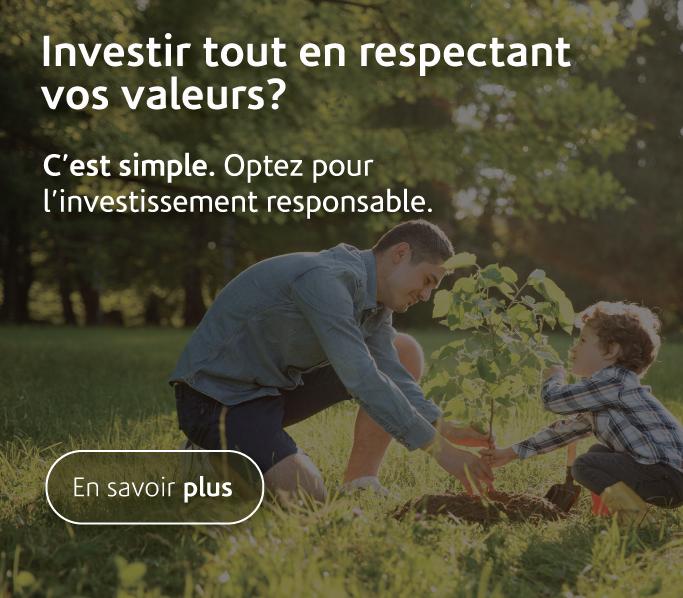 Investissements responsables