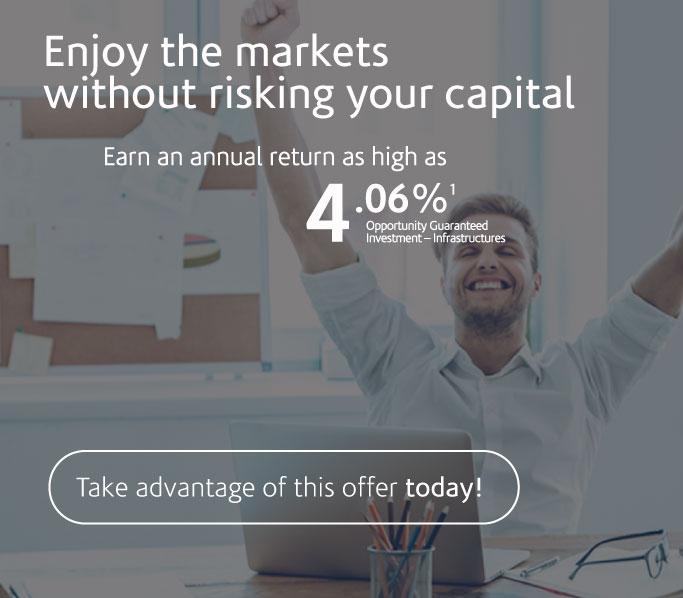 Enjoy the market