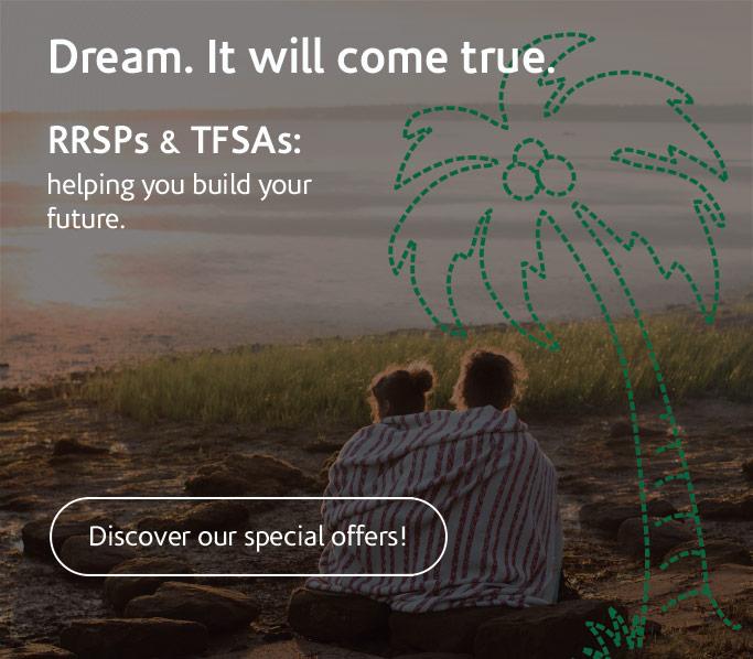 Dream. It will come true.
