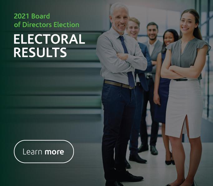 Electoral results 2021