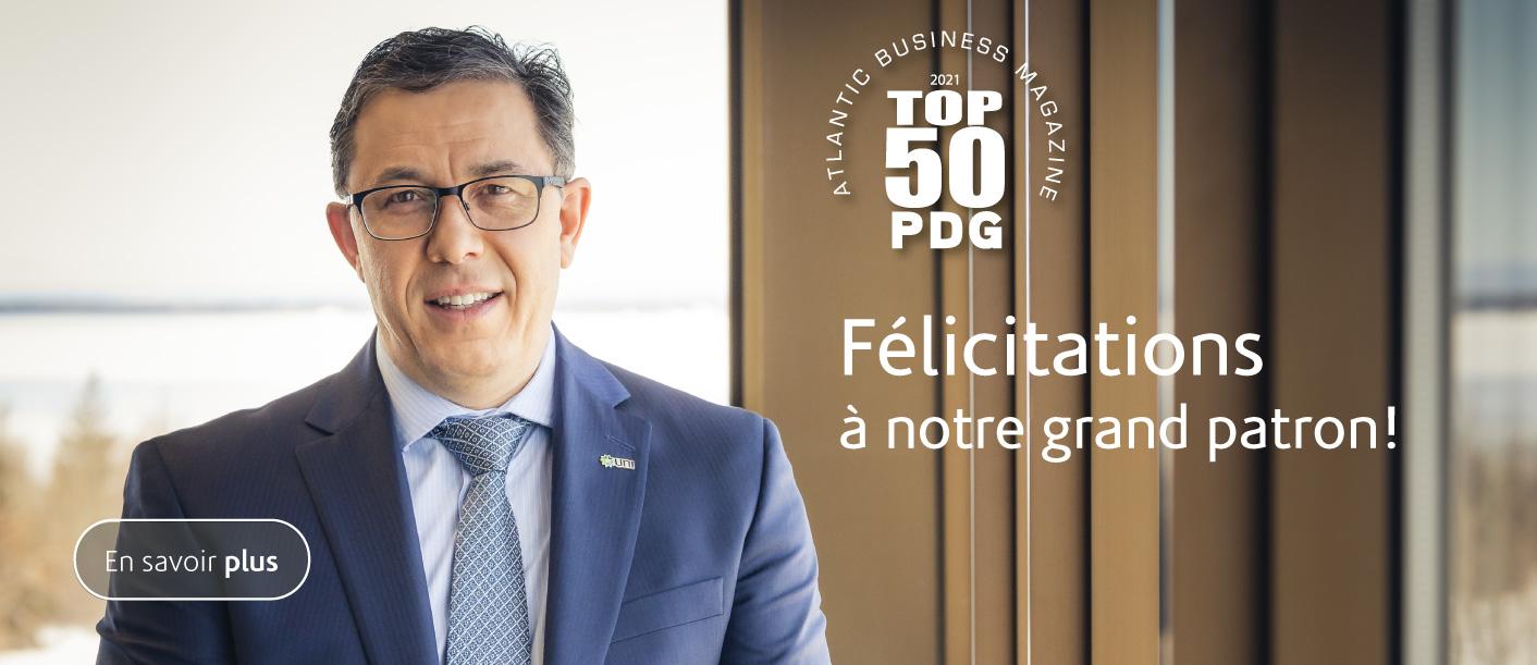 Top 50 CEO