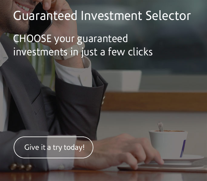 Garanteed Investment Selector