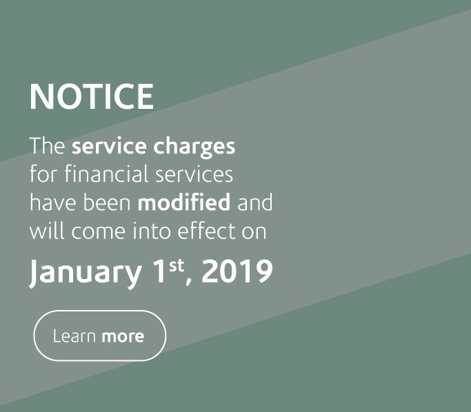 Service charges