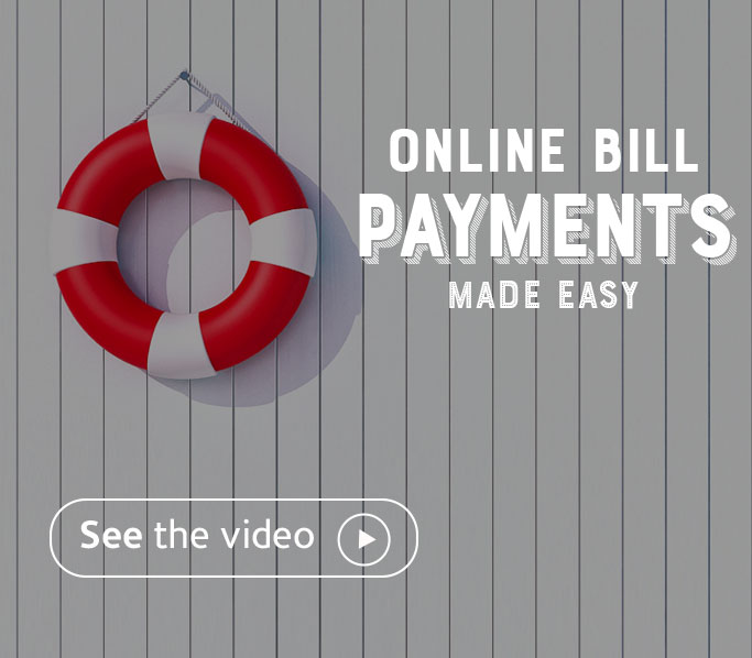 Online bill payments