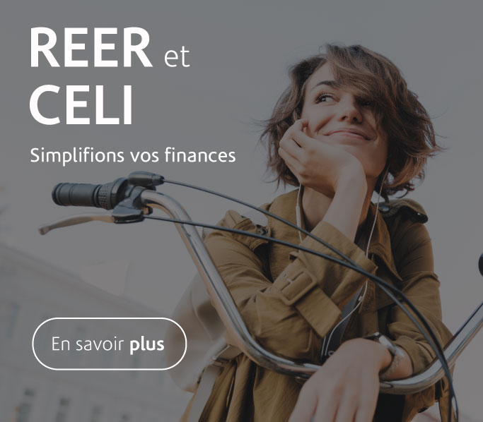 Simplifions vos finances - REER CELI
